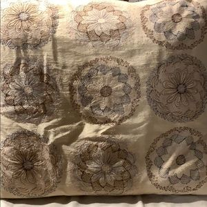 Pier 1 Accents - Pier 1 Decorative Pillow
